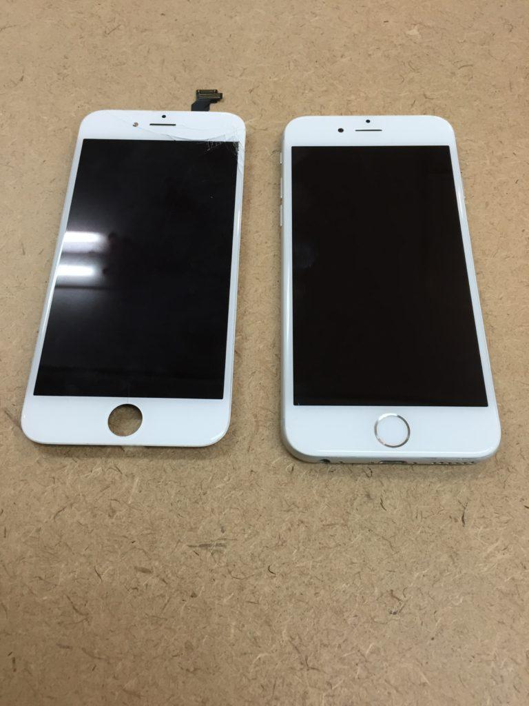 iPhone6 画面修理 6/28