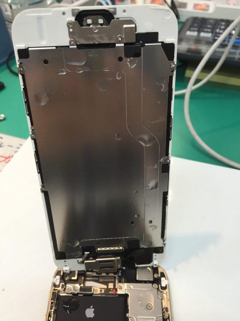 iPhone6 水濡れ2