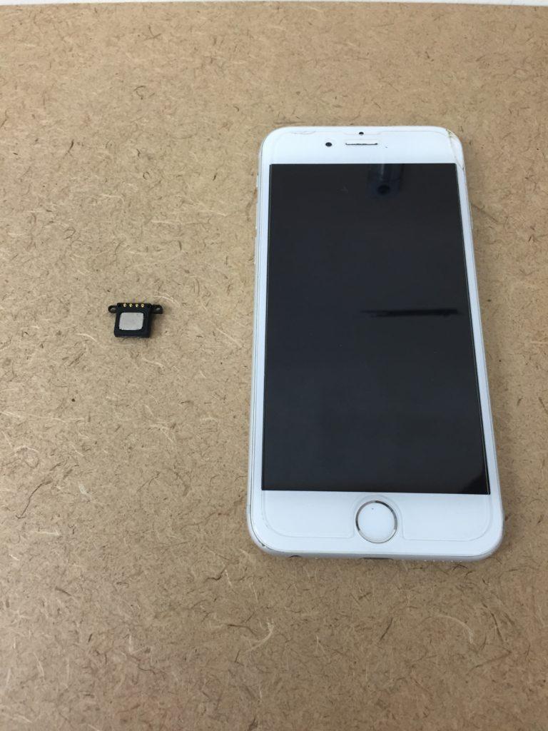 iphone スピーカー 修理