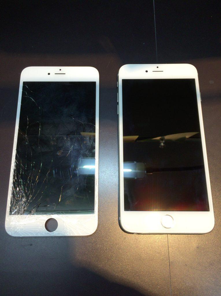 iphone6plus画面修理